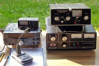 Equipment von DL5VW